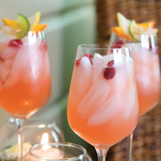 Alcoholic Pink Lemonade