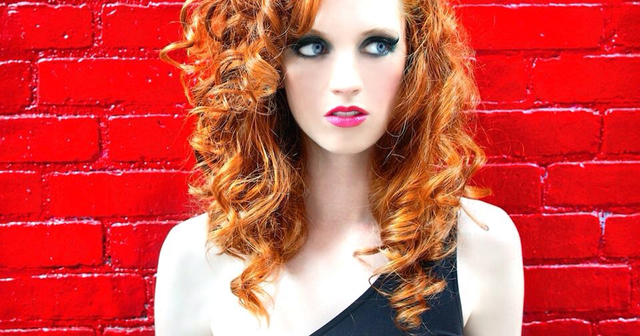 Photo by Amber Lu.  hair and makeup by Kashmir.  Model is Lindsey Gren