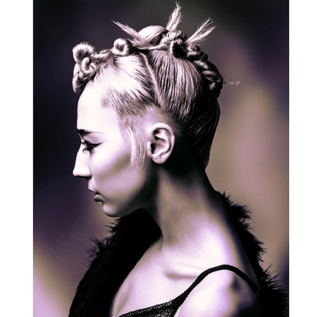 For Toni&Guy USA. Ig @rachelbrumbaugh.hair
