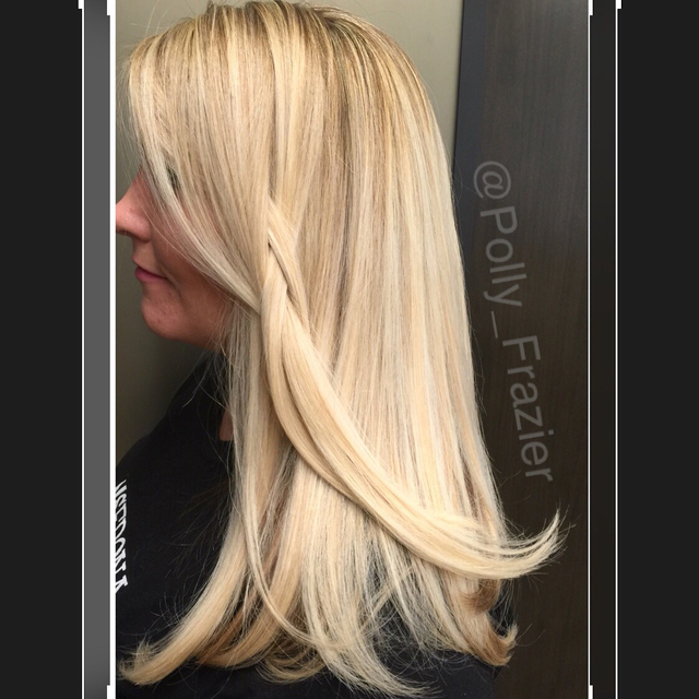 Joico Cream Bleach 40 Volume With Romaxx Light Shampoo Finished With