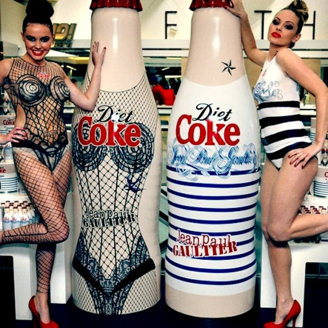 Jean Paul Gaultier Coke