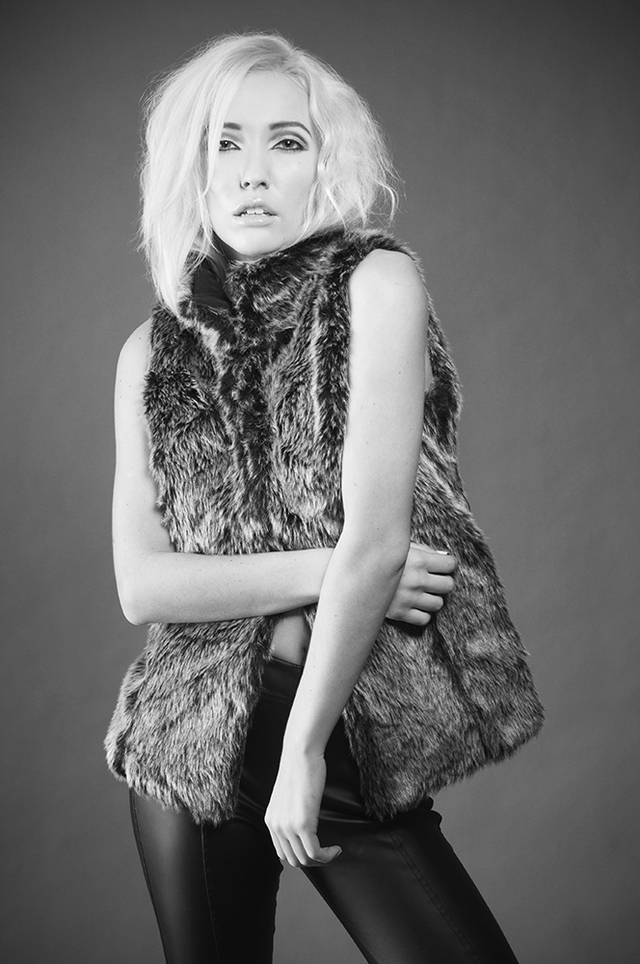 Editorial B&W Shoot