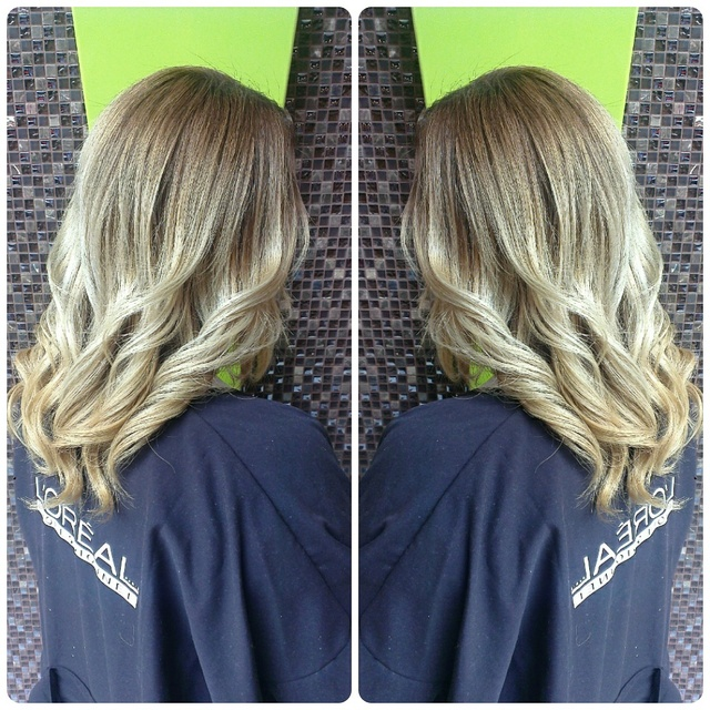 Ombre Color melt