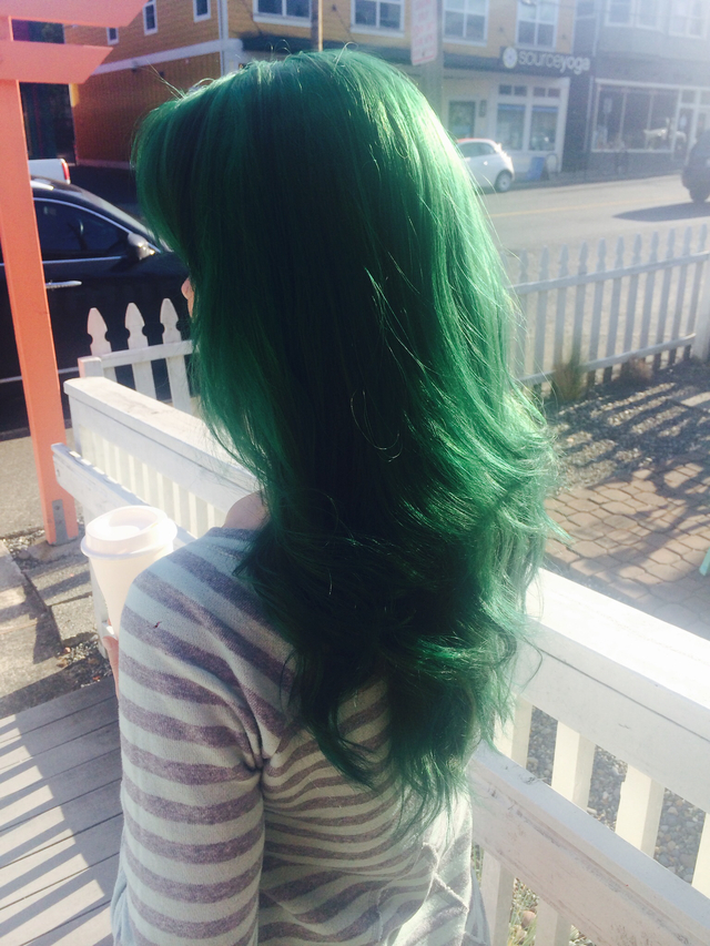 Mermaid color by Cameron