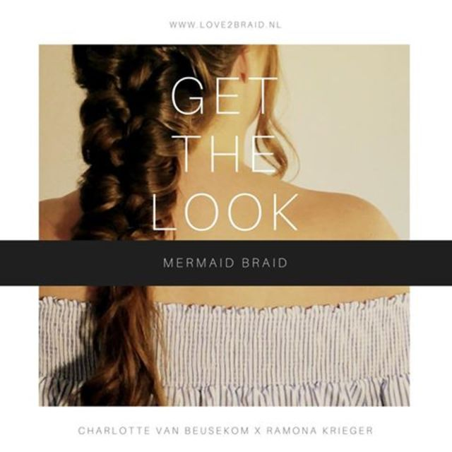 GET-THE-LOOK 'Mermaid Braid'