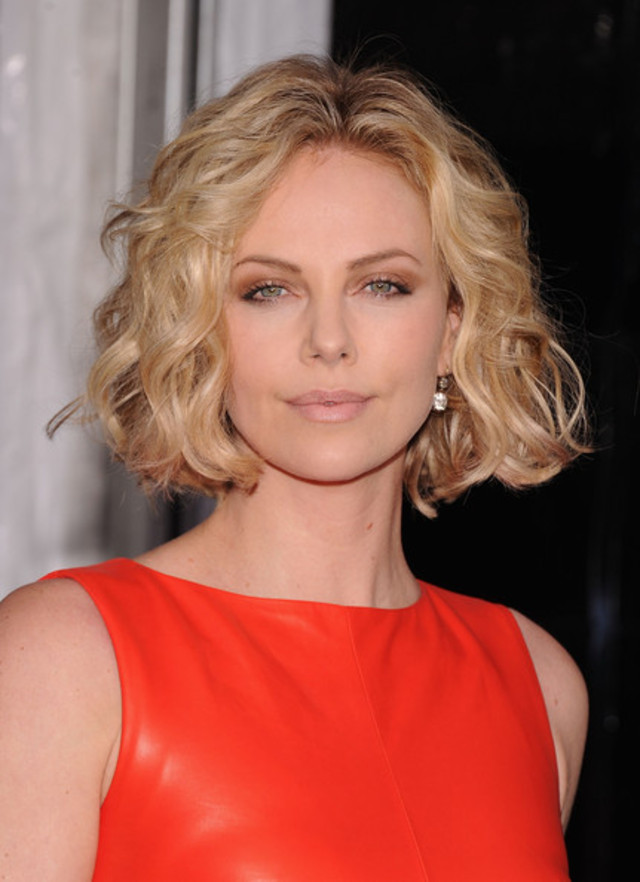 Charlize waves