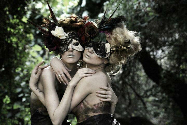 Masked Beauties