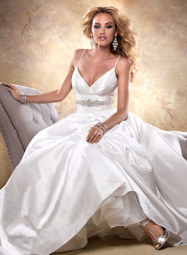 www.stevenrobertsonhair.com | Maggie Sottero Ad Campaign