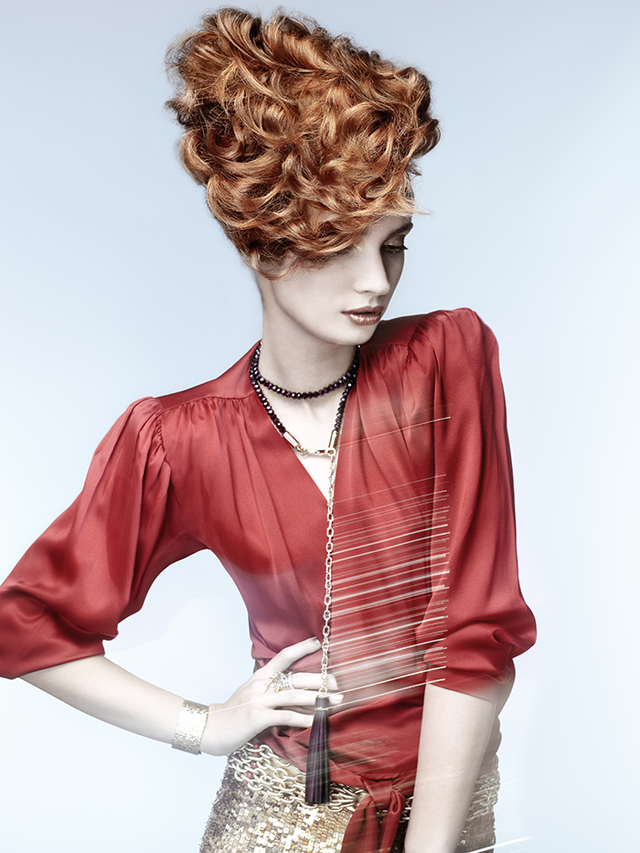 Luxury Collection 2012- Up Do