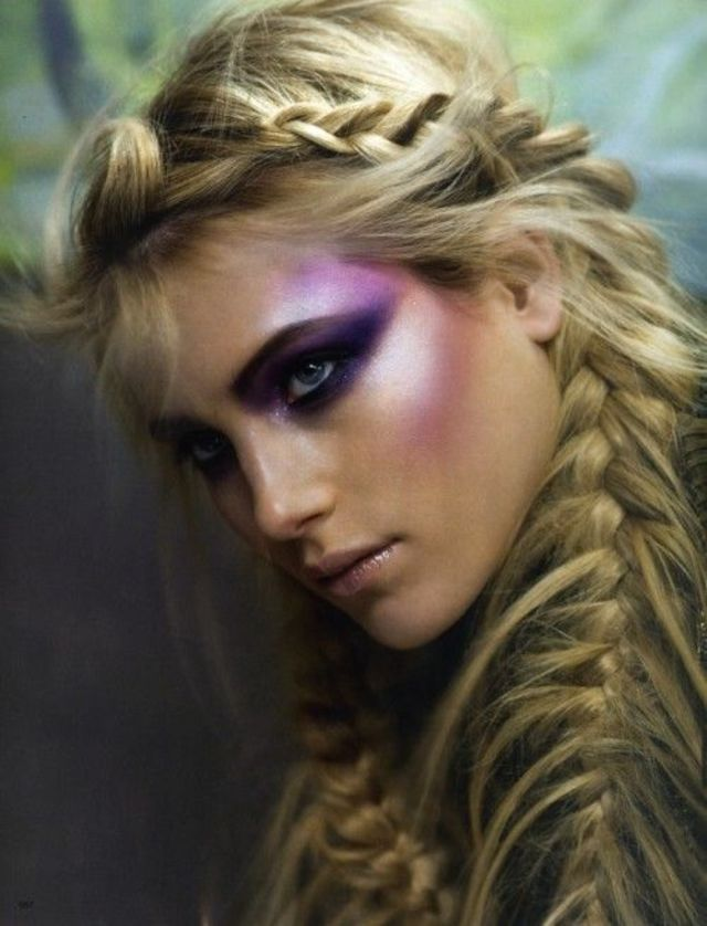 Contemporary Plait
