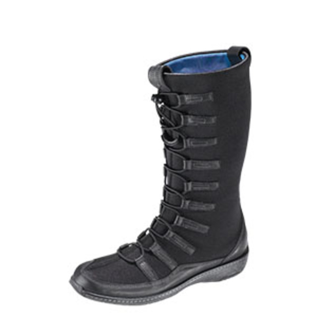 Aetrex Bungee Boots in Blackberry