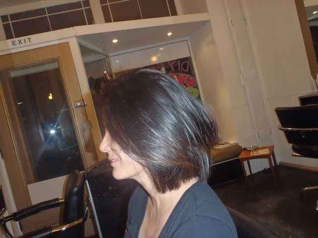 Restyle - great haircut long to short, Super Deluxe Hair