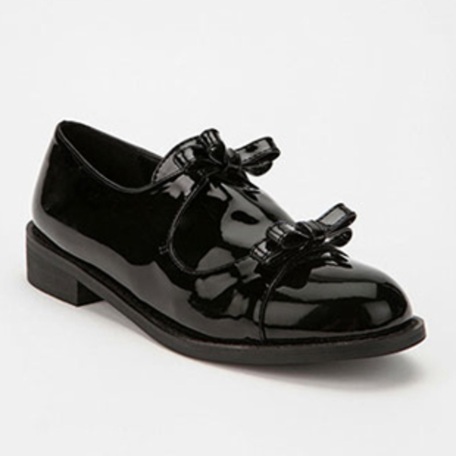 Urban Outfitters Bow Shoes