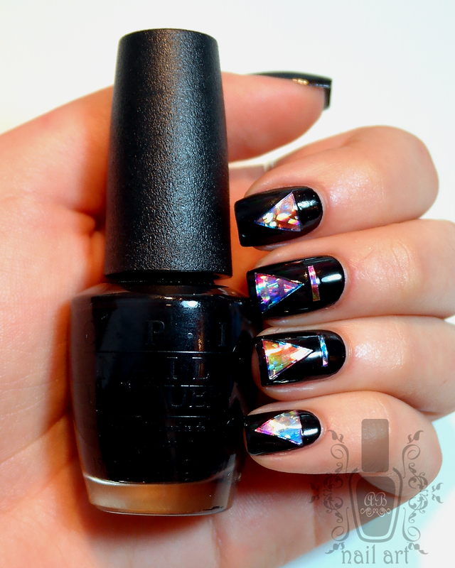 Holo triangles