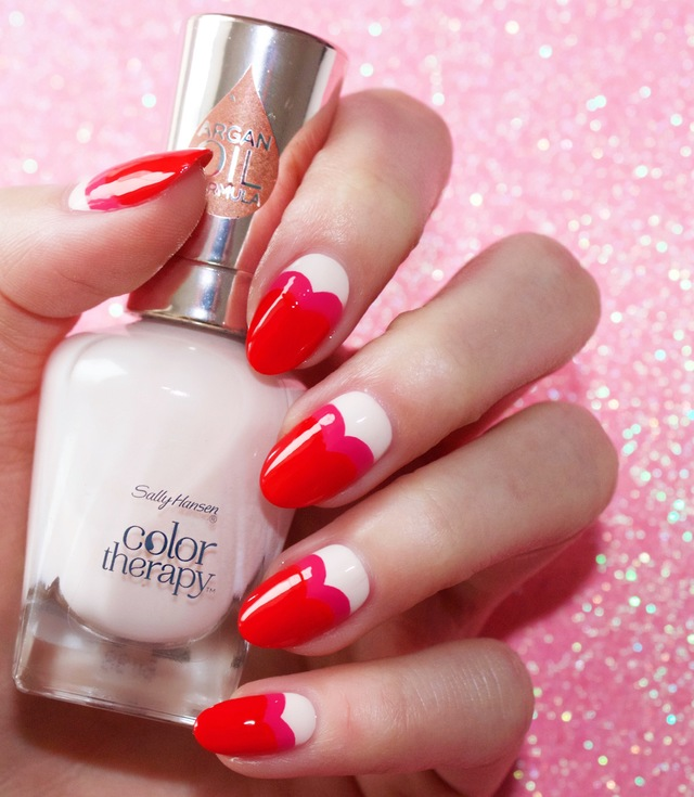 lauren's list | valentine's x sally hansen new color therapy