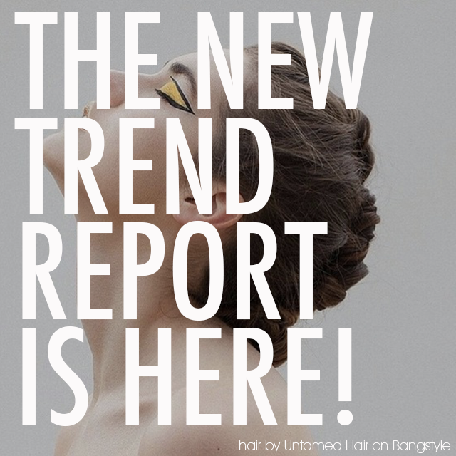 Check out the NEW Trend Report!!!!