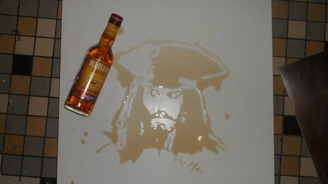 Captain Jack Sparrow Rum