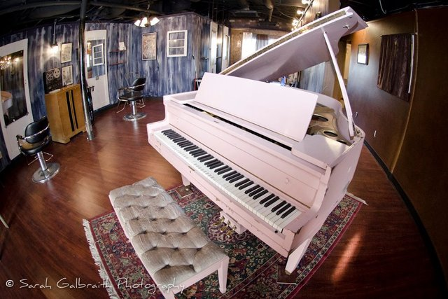 Piano Fisheye