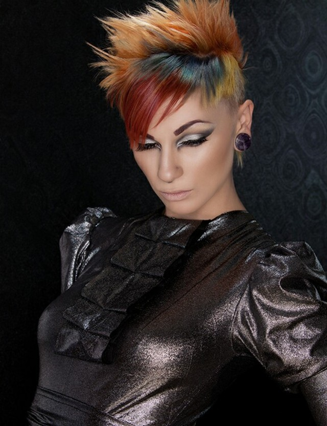 photo by Keith Bryce, hair cut by Ryan TEAL, Hair Color by DeAnnalyn TEAL