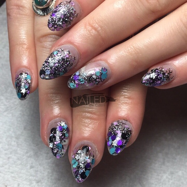 Encapsulated gLitter fun