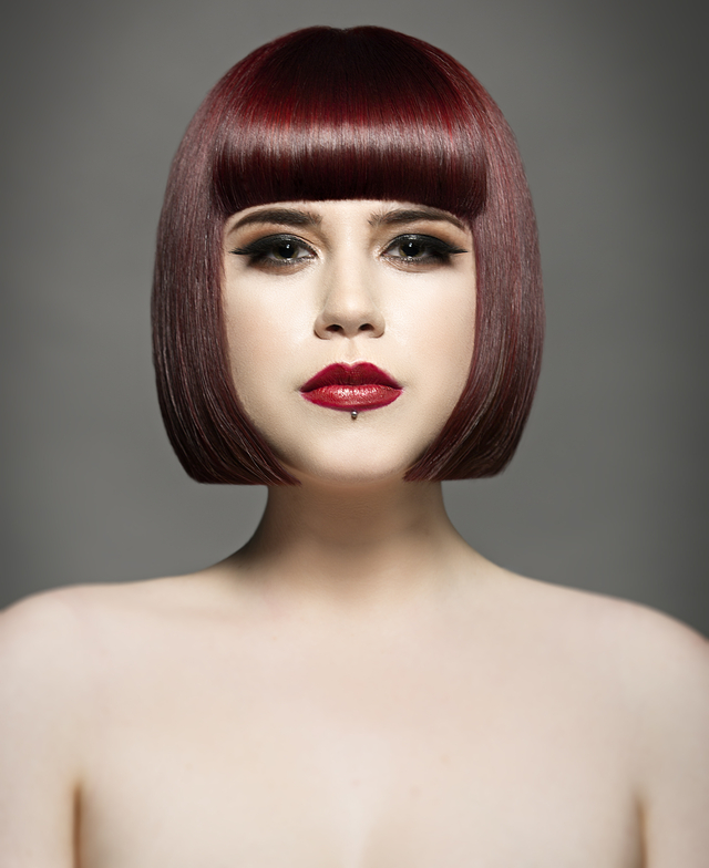 Hair: Ciaran Dowd Photography: Lee Mitchell.