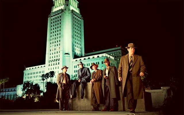 Gangster Squad Cut after Shooting