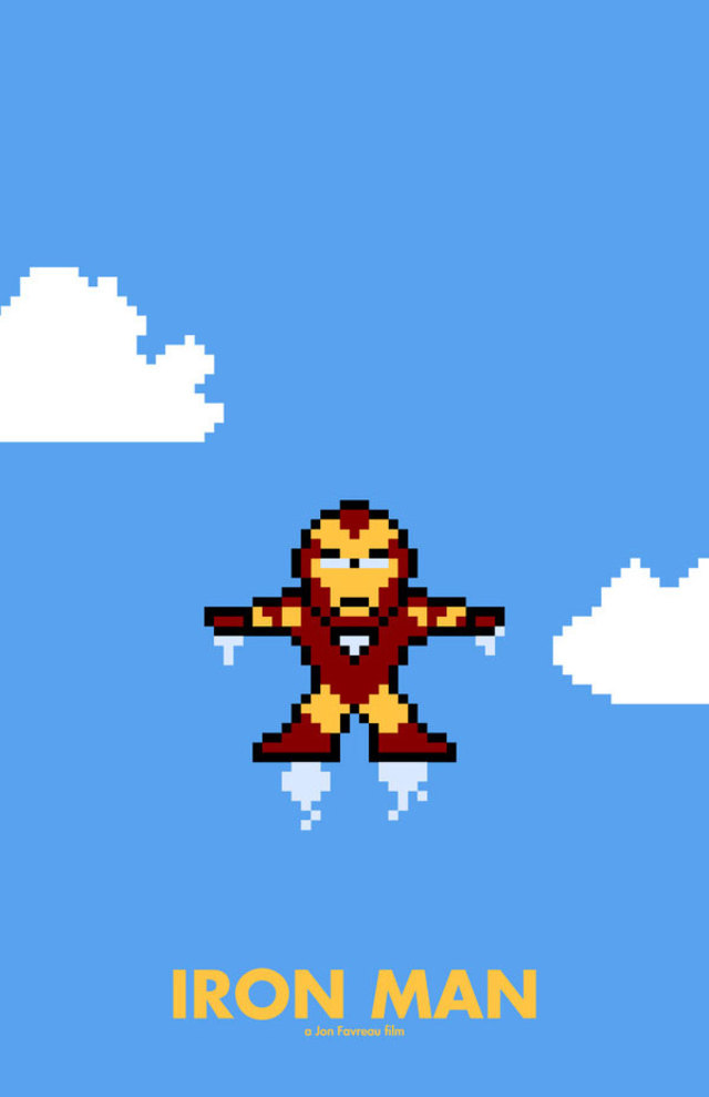 iron-man-8-bit-movie-poster