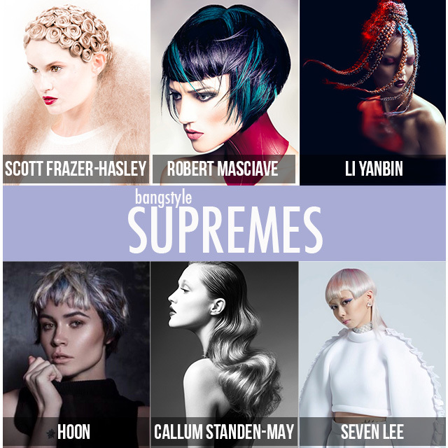 SUPREMES WINNERS 12/16/15!!