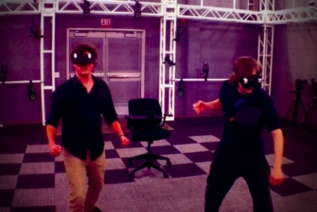 Students Create Version of Star Trek's Holodeck