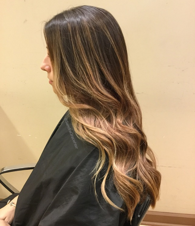 Balayage obsessed