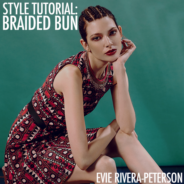 Re sized 8aa48f2f6c6b6c8320b6 braided bun style tutorial