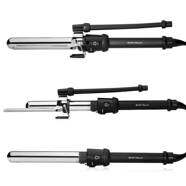 2-in-1 Marcel Curling Iron & Wand 1""