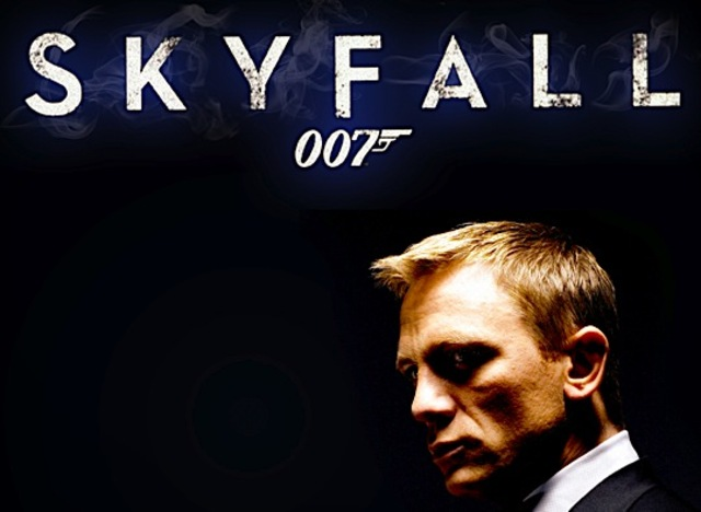 Skyfall full length trailer