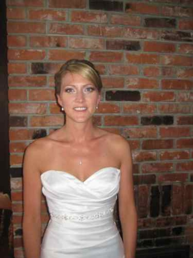 The flawless Bride Kelly