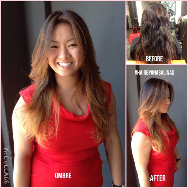 Balayage/hair painting