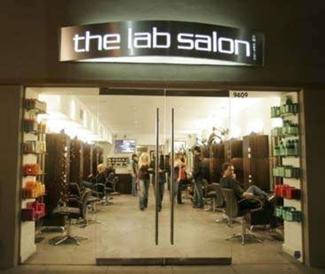 Inside the Lab Salon