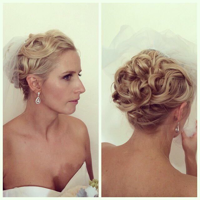 #updo #bridal #wedding #hair #hairstyle #shellywilson #nomobosalon #nomobo #chicago #wickerpark #bangstyle