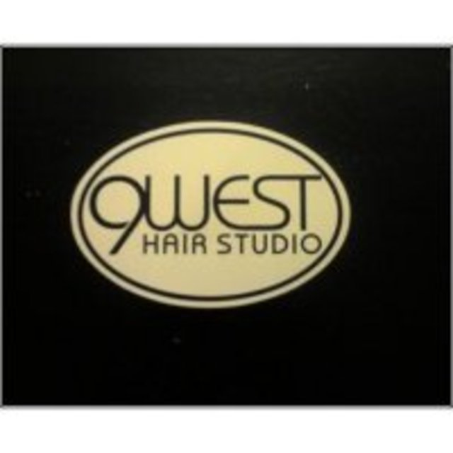 9 West Hair Studio Logo