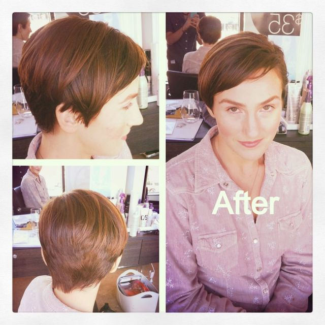 After!  Pretty Pixie