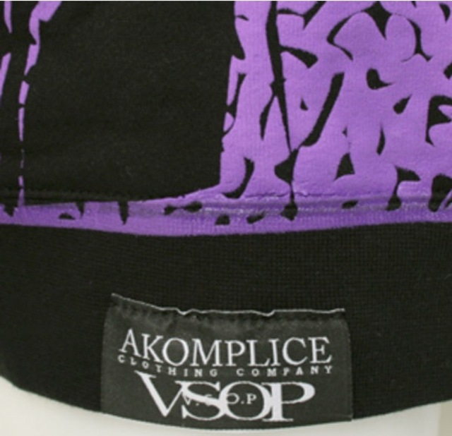 Akomplice Liberty Purple Bangstyle 2
