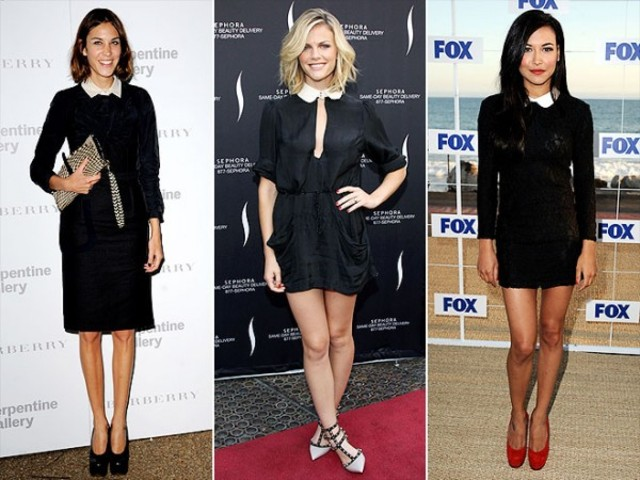 Alexa-Chung-Brooklyn-Decker-and-Naya-Rivera-wear-Peter-Pan-collars-e1318914370427