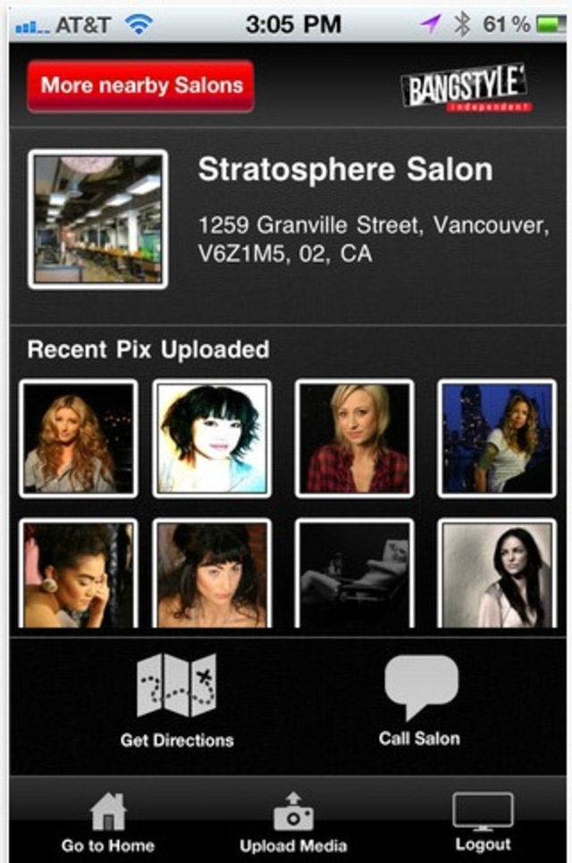 Bangstyle App Android iPhone 2