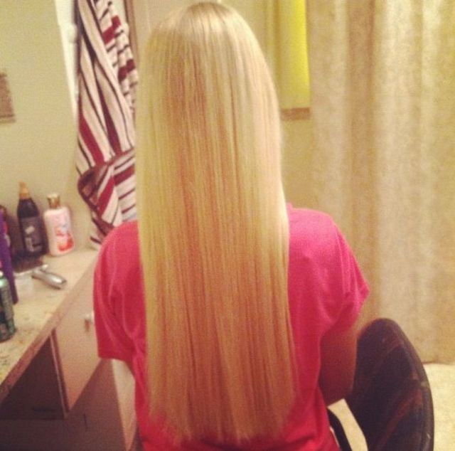 Barbie Hair
