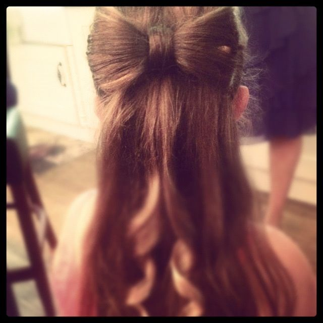 Billionhair bow