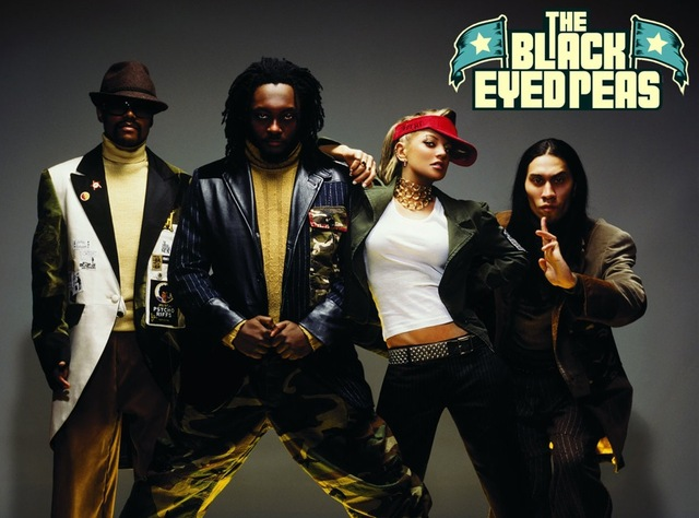 Black Eyed PEas Bangstyle