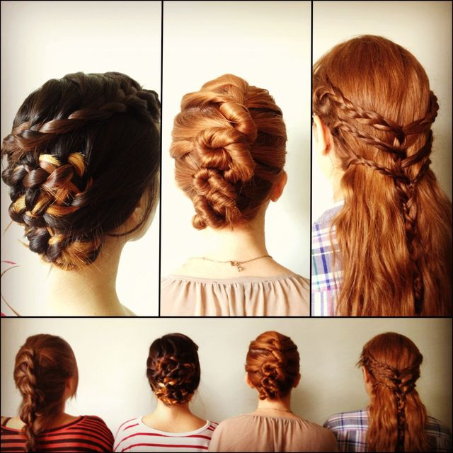 Braid collage
