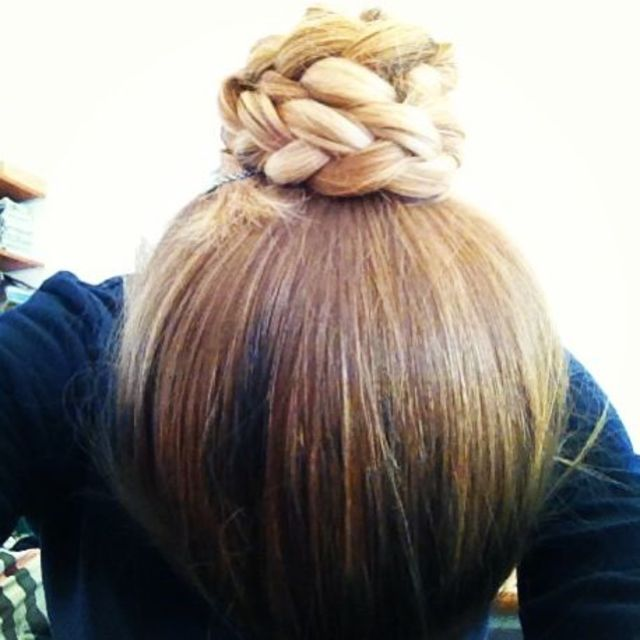 Braided Bun!