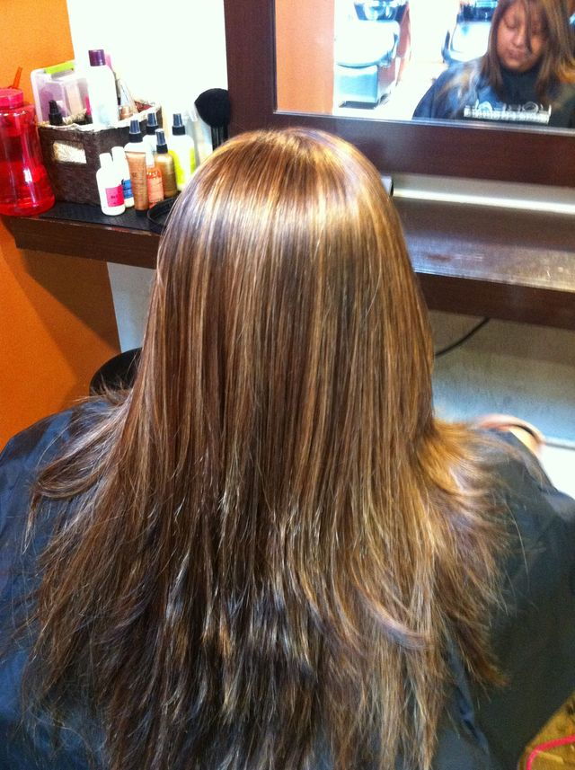 COLOR & HIGHLIGHTS!!