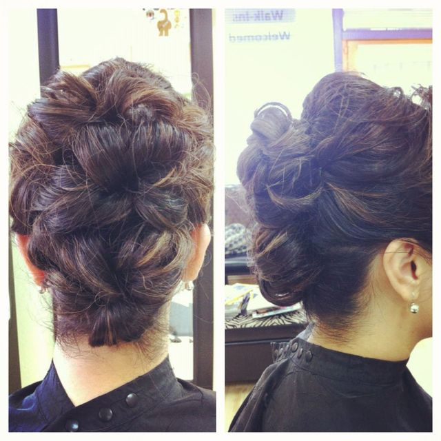 Classic Up-Do