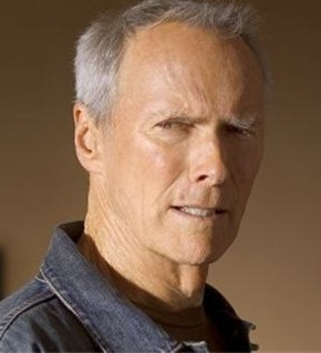 Clint Eastwood Bangstyle